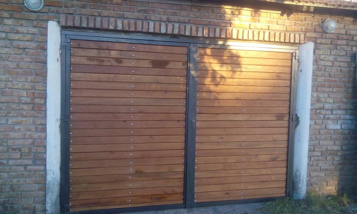 Porton de garage en mercado libre - Vender garaje ...