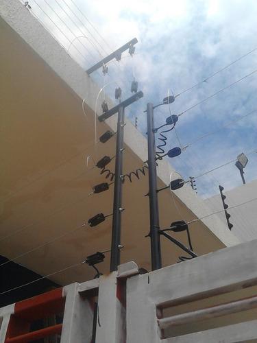 porton electrico cercos electricos reparación servicio