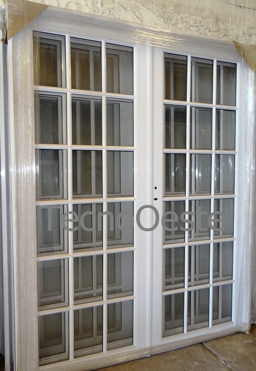 Puertas De Aluminio Con Cristal Para Exterior. . Puerta De Cristal ...