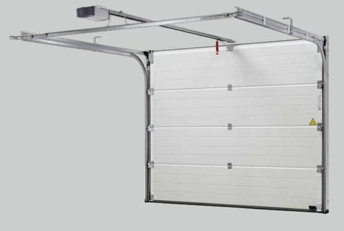 portón seccional automático hörmann. 100% calidad alemana.