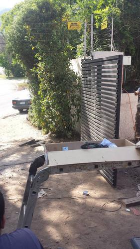 portones automaticos fabricacion reparaciones mantenciones
