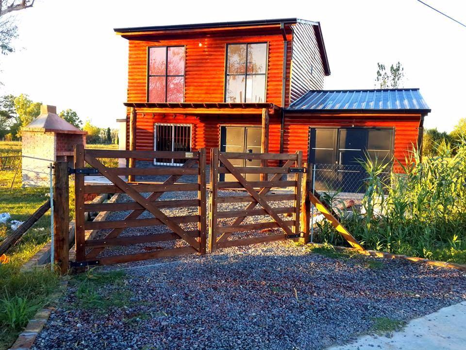 Portones de madera para exterior puertas de calle y de - Portones de madera para exterior ...