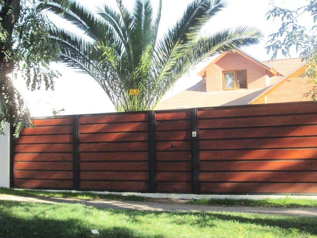 Portones correderas rejas para piscinas protecciones for Cuanto sale hacer una piscina en chile