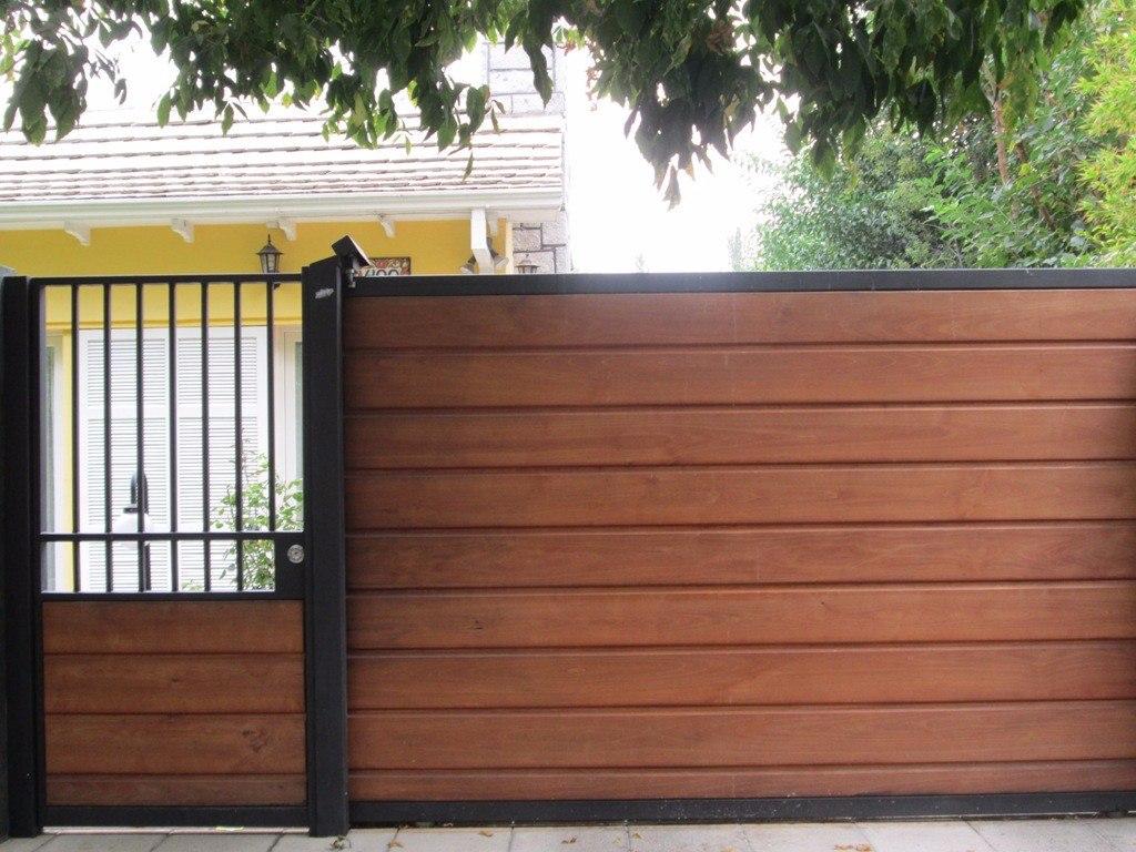 Portones correderas rejas para piscinas protecciones en mercado libre - Vender garaje ...