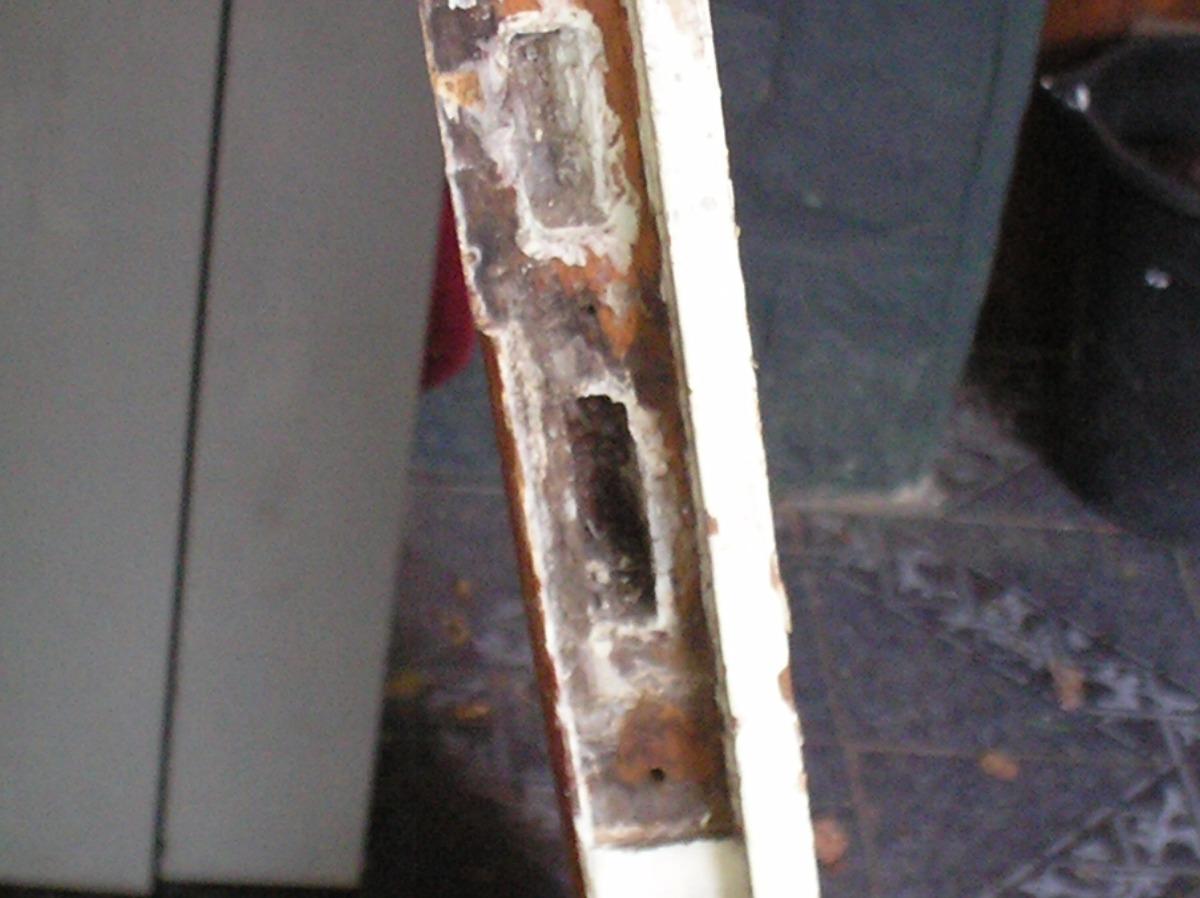 Portones de madera antiguos gran tamanio y a restaurar x 2 for Portones de madera antiguos