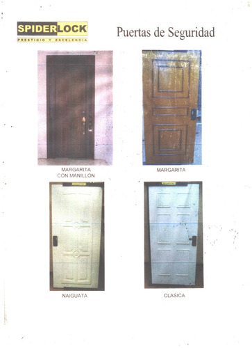 portones puertas puertas