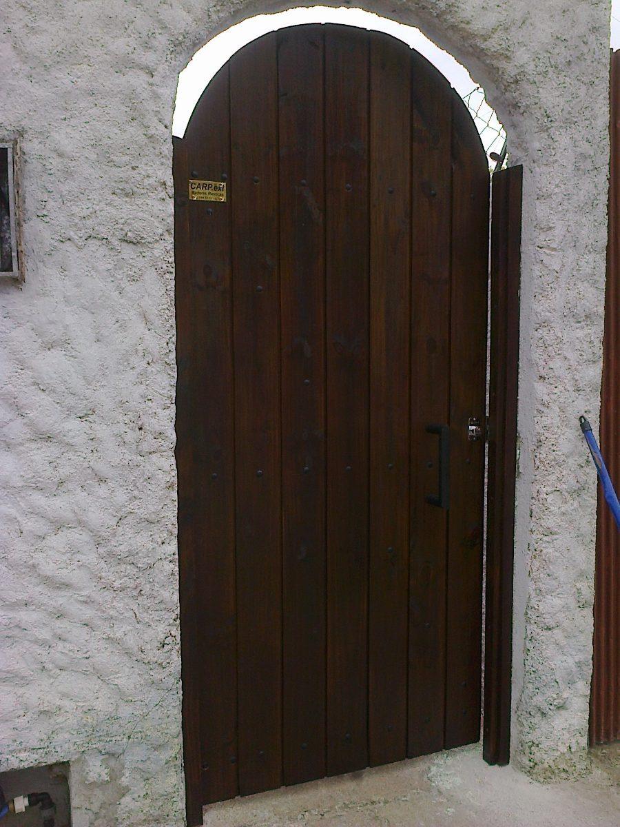 Rejas puertas portones muebles hierro montevideo car for Casas de muebles en montevideo