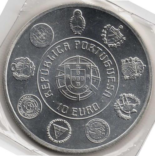 portugal 10 euros 2010 monedas históricas el escudo