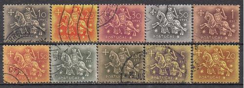 portugal - king diniz - 1953 a 1956
