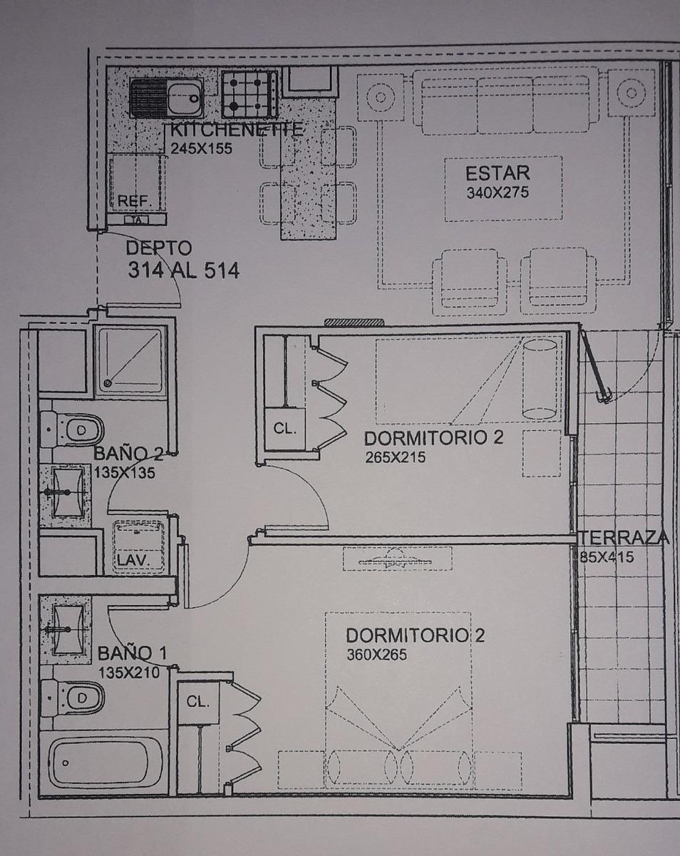 portugal, tercer, piso oriente