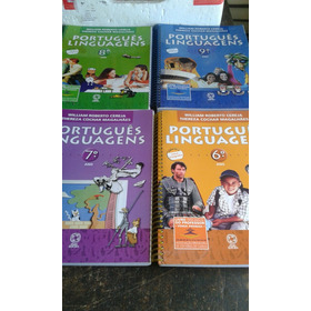 Português  Linguagem 6 Ao 9 Ano/do Mestre /frete Grátis