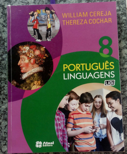 portugues linguagens 8ª ed 2014