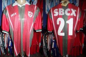 020df7f58d Camisa Portuguesa Santista Times Brasileiros Masculina - Camisas de Futebol  Vermelho com Ofertas Incríveis no Mercado Livre Brasil