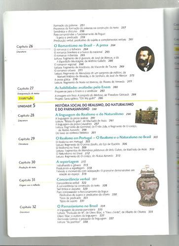 português: linguagens - volume único - william cereja - ther