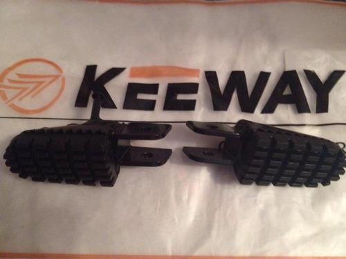 posapie delantero tx 200 empire keeway