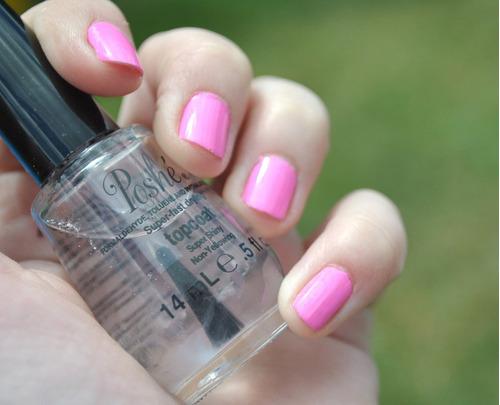 poshe gel esmalte secante y endurecedor protector para uñas
