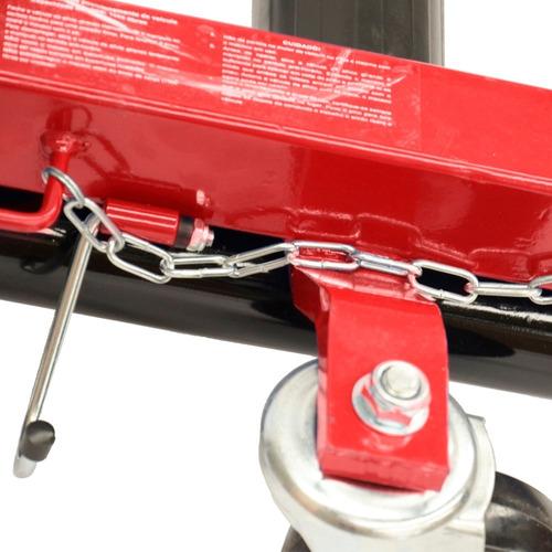 posicionador hidráulico de veiculos mr1415 vermelho