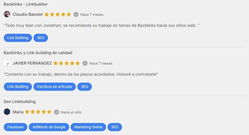 posicionamiento seo 60 backlinks rankeá primero en google