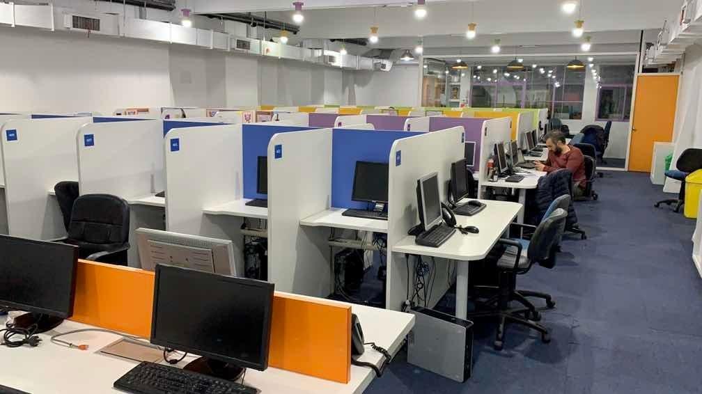 posiciones de call center en alquiler