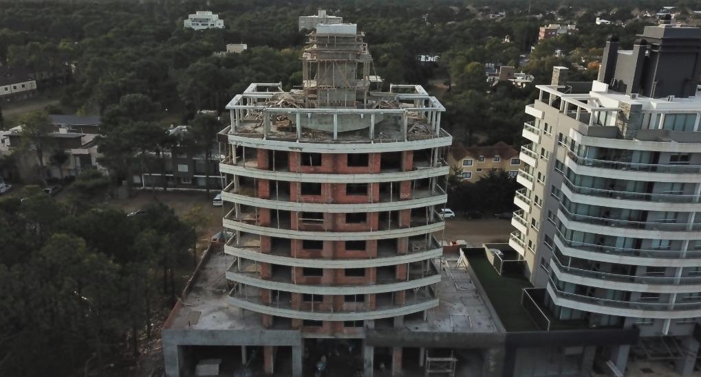 positive tower - departamentos pinamar