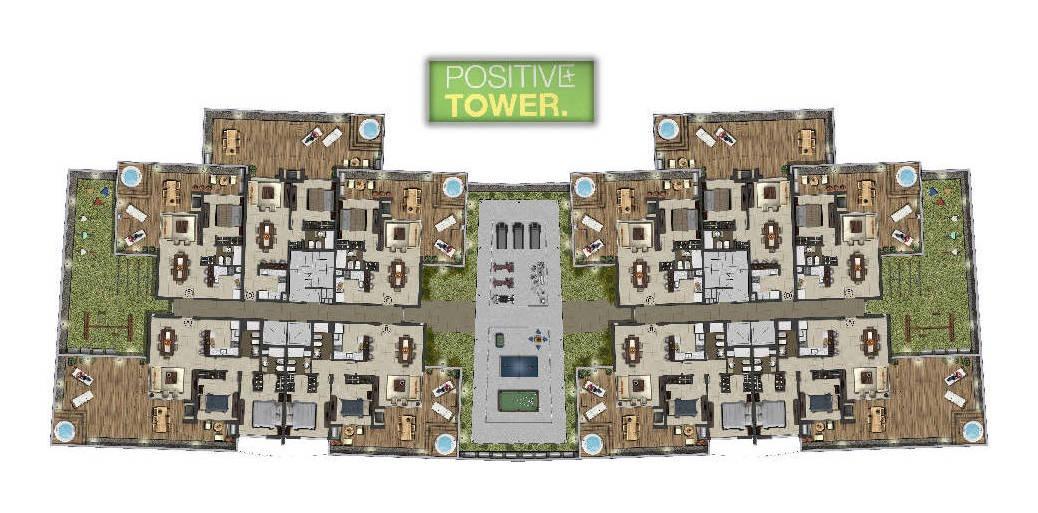 positive tower ii