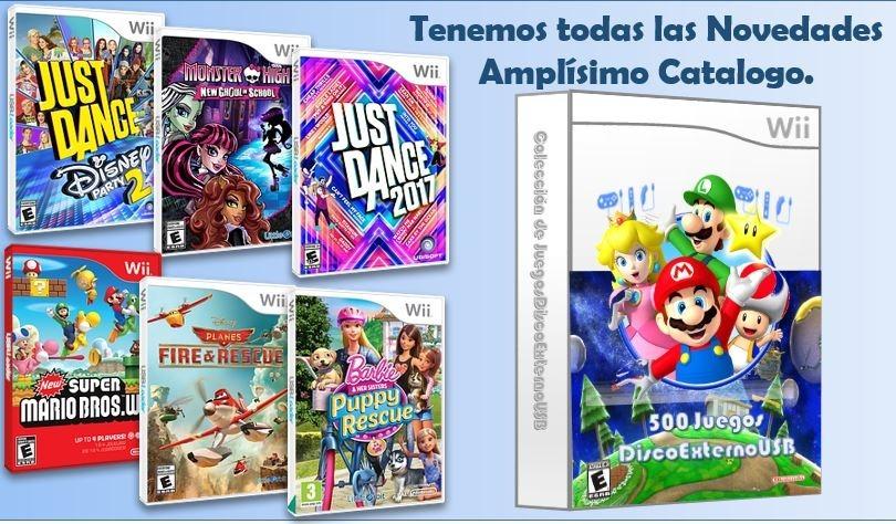 Positivo 100 Superservicio Juegos Para Wii Y Wii U 1 00 En