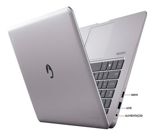 positivo intel notebook