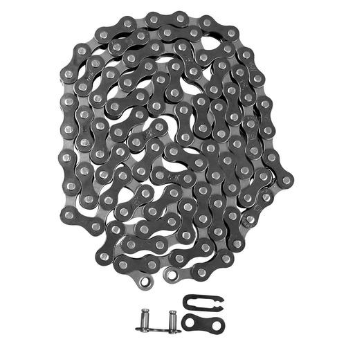 positz single speed fixie and bmx bike kool chain 1 2 x 1 8
