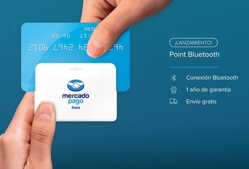 posnet mercado pago point bluetooth tarjetas debito credito