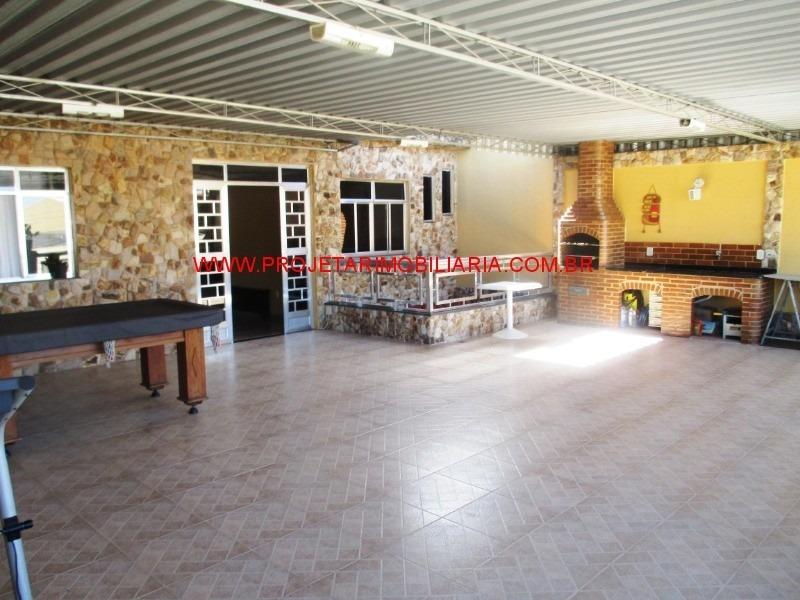 posse, nova iguaçu.casa 3 quartos, 2 banheiros, terraço e 2 vg.garagem. - ca00460 - 32690450
