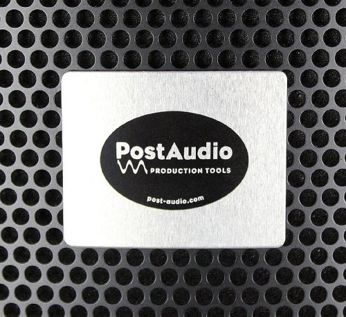 post audio arf-42 - stand de voz portátil
