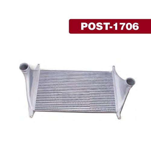 post enfriador- intercooler de freigthliner moderno