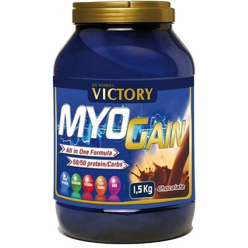 post-entrenamiento y recuperación victory myo gain 1.5 kg