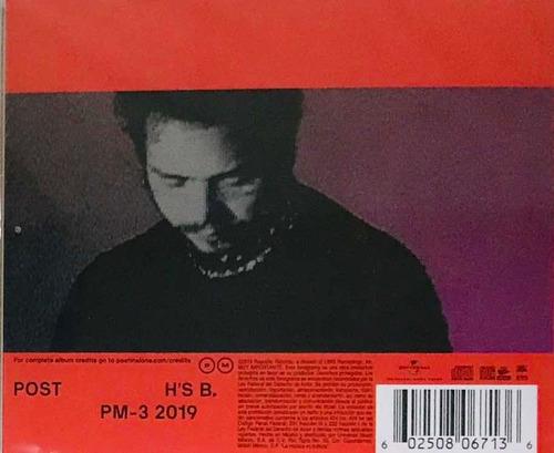 post malone, hollywood's bleeding cd nuevo sellado