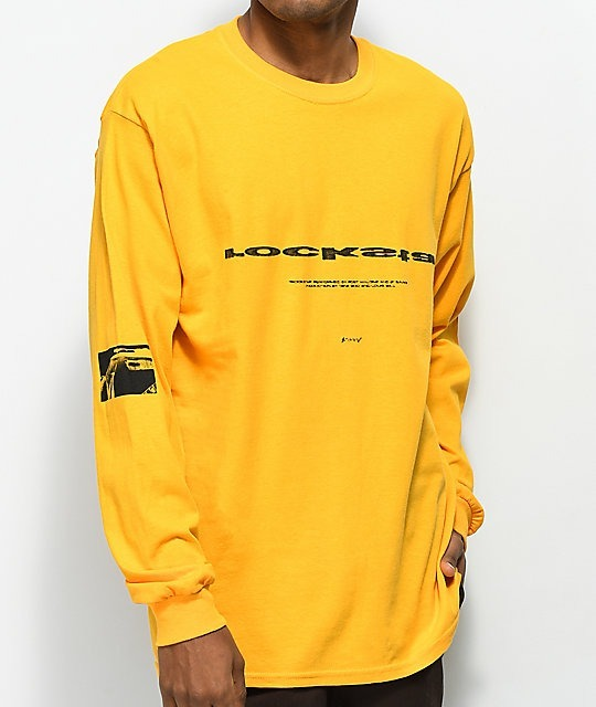 Post Malone X Official Merch - Camiseta Rockstar - Yellow