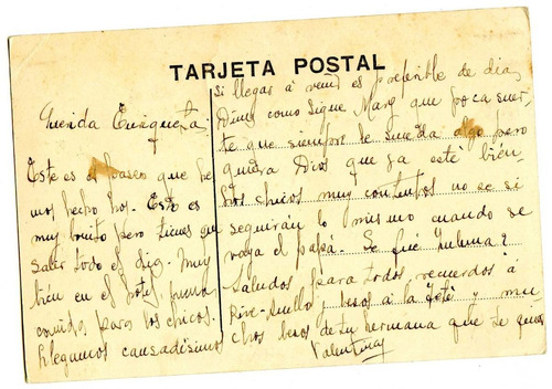 posta tandil manantial de los amores años 1924