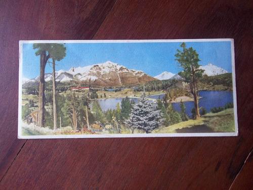 postal 1979 parque nacional nahuel huapi en la plata