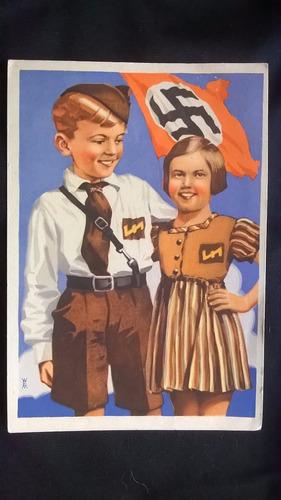 postal alemana antigua (1933-1945)