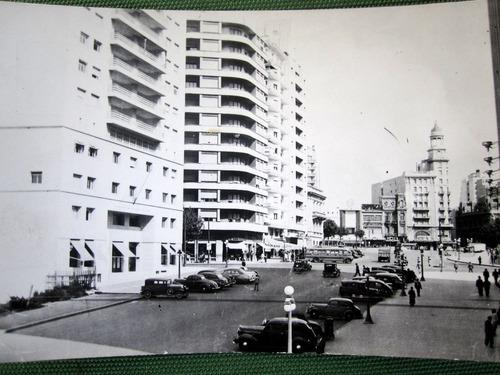 postal antigua montevideo uruguay 1945