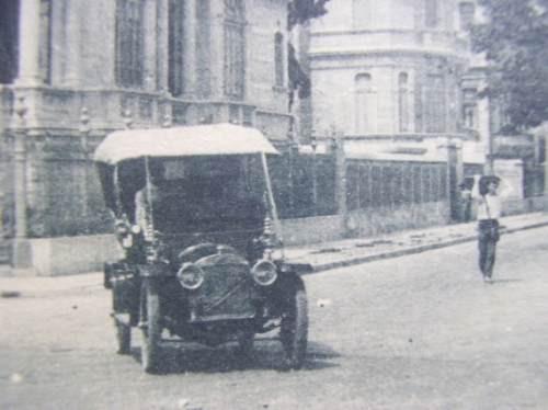 postal brasil rio janeiro rua paysandu 1925