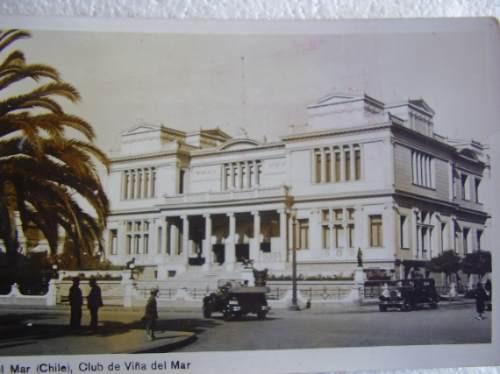 postal club de viña del mar 1938