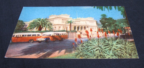 postal club de viña del mar editorial coda año 1958