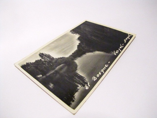postal el bosque. angol 1962