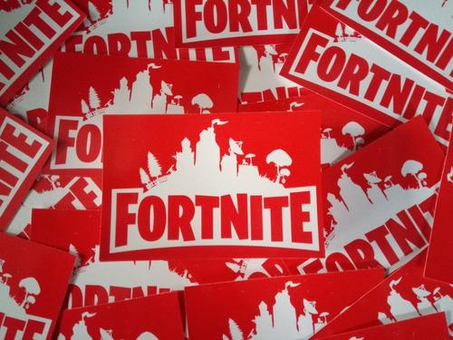 postal fortnite 10x15 con laca en papel pesado x 30 unidades