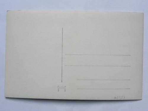 postal laguna frias punta alegre. chile siglo 20