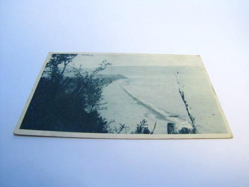 postal niebla años 50 valdivia