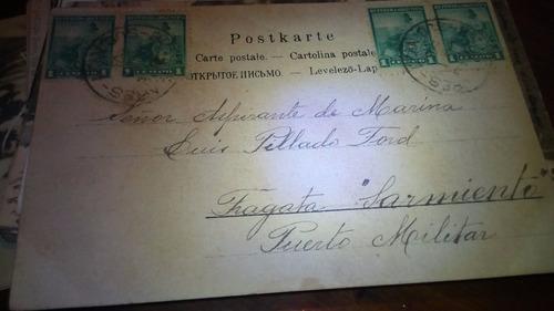postal nurnberg:the stroefer,serie 164 n°1 1903.