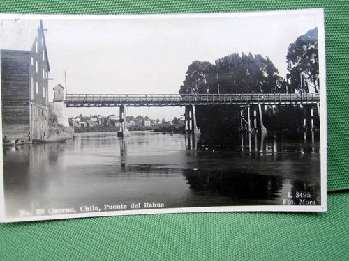 postal osorno puente del rio rahue