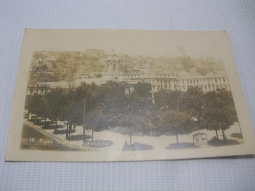 postal plaza victoria valparaiso. años 40
