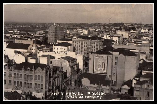 postal - porto alegre - vista aérea & vista parcial # 06